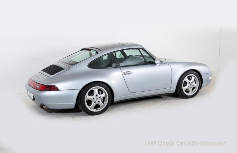 22282 Porsche silber 22