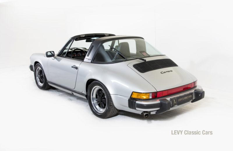 Porsche 911 silber Targa 60287 06_1