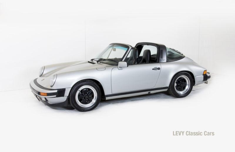 Porsche 911 silber Targa 60287 07_1