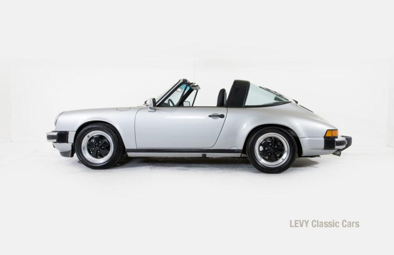 Porsche 911 silber Targa 60287 20_1