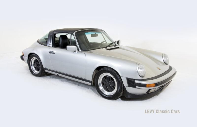 Porsche 911 silber Targa 60287 57_1