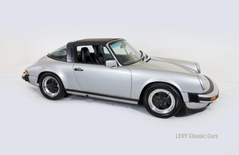 Porsche 911 silber Targa 60287 58_1