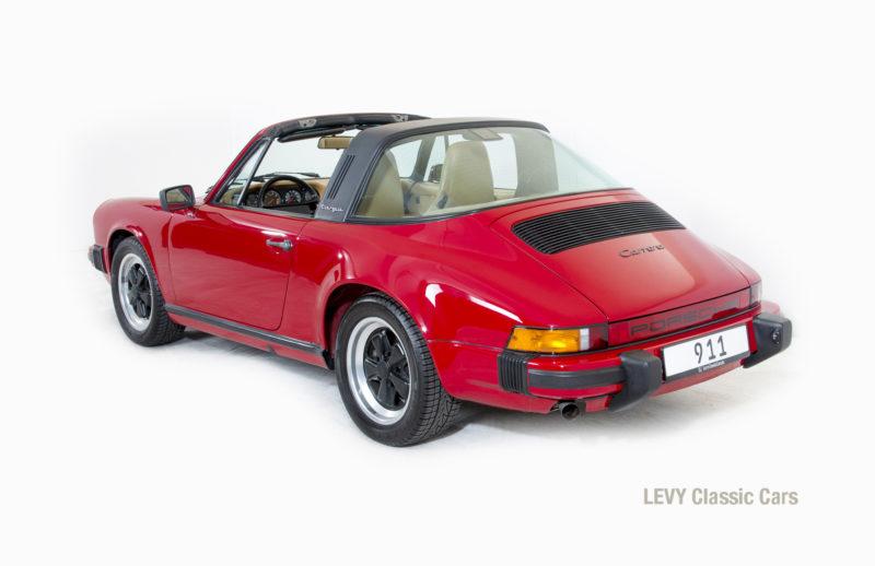 Porsche 911 Targa 61138_22