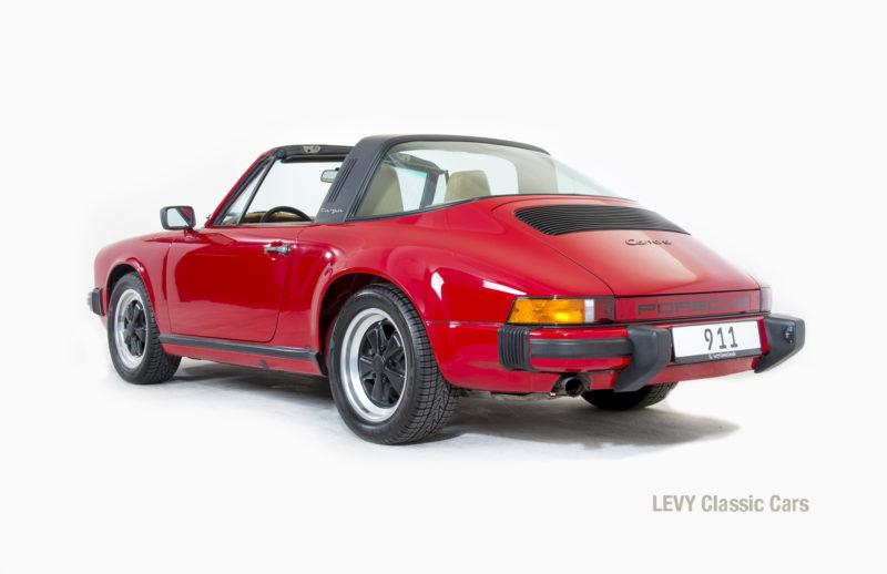 Porsche 911 Targa 61138_23