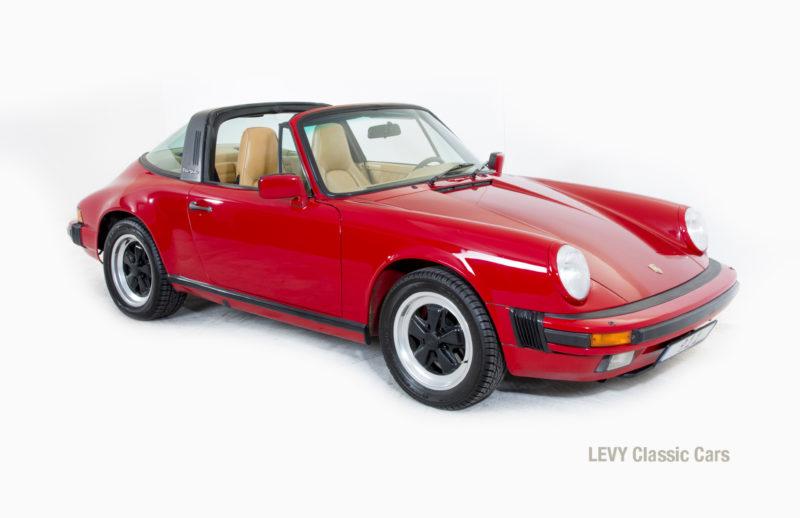 Porsche 911 Targa 61138_60