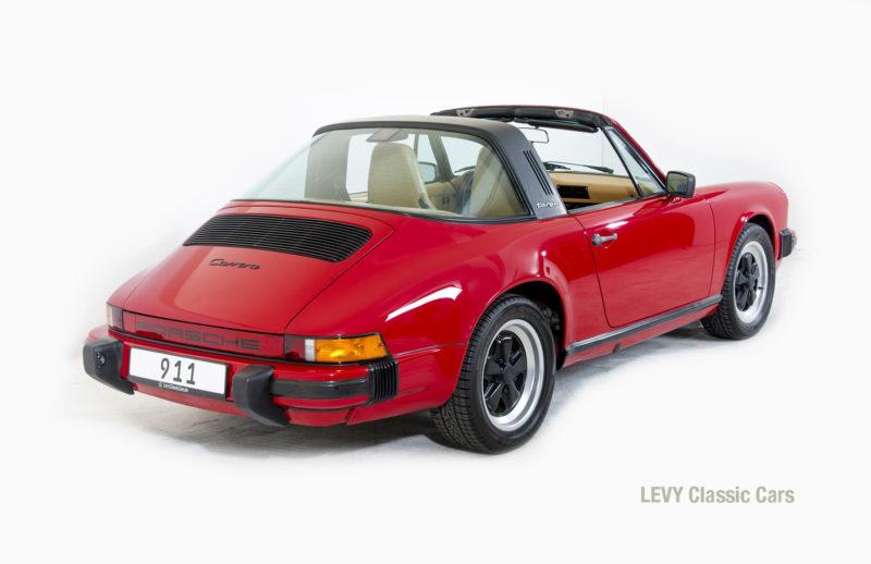 Porsche 911 Targa 61138_73