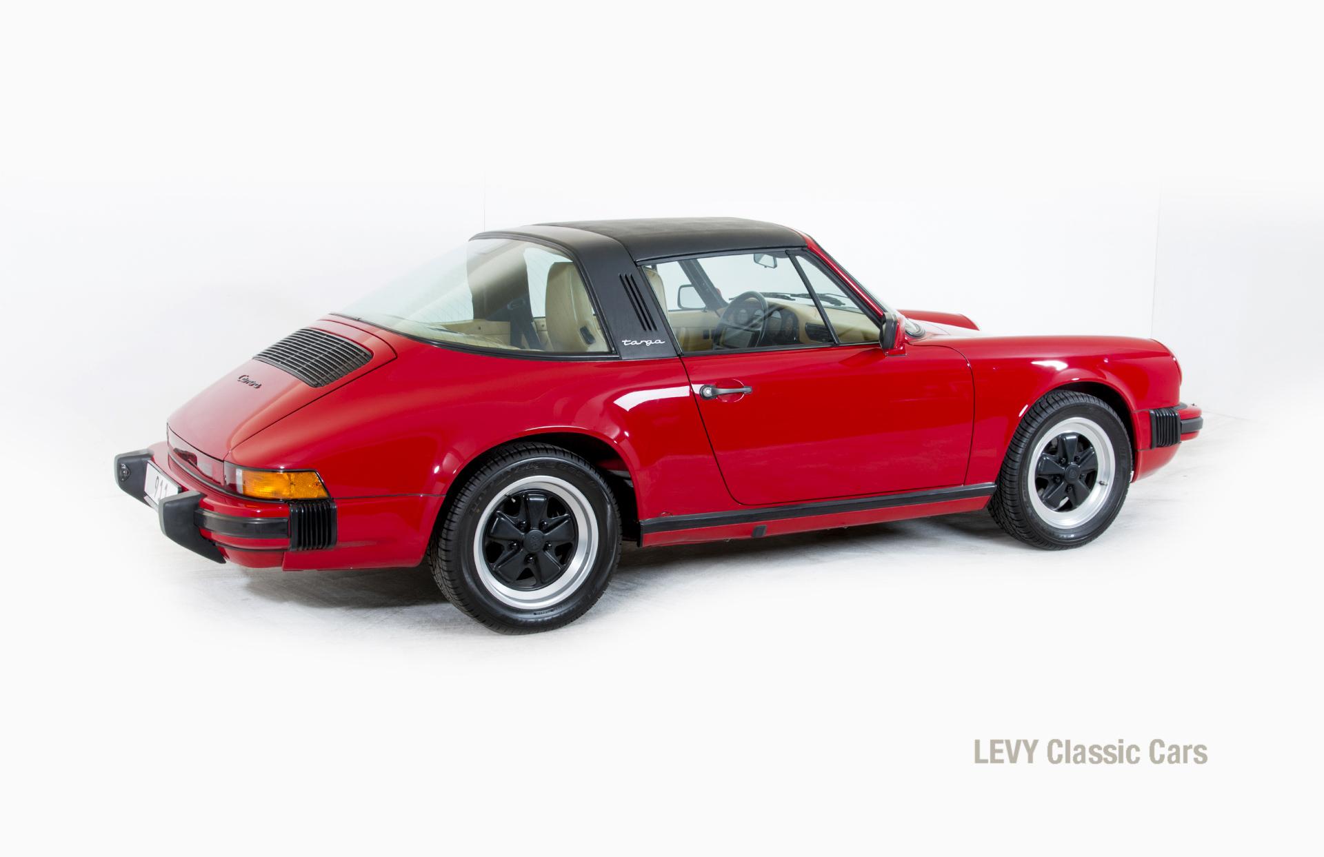 Porsche 911 Targa 61138_84