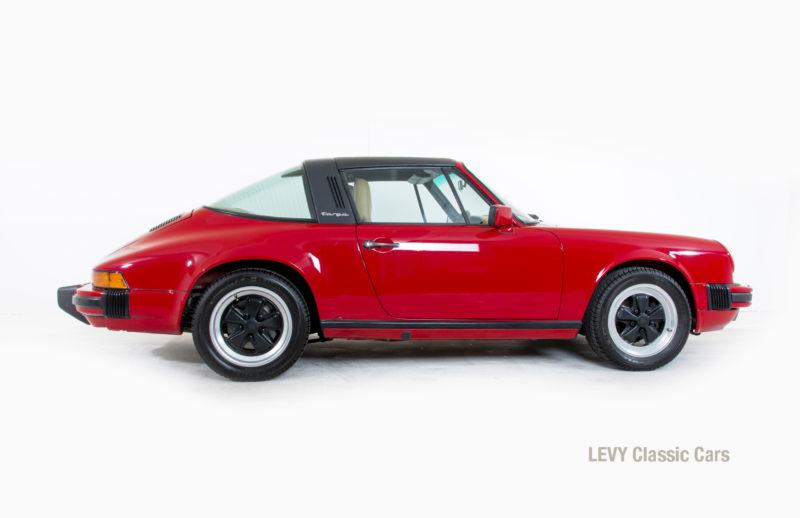 Porsche 911 Targa 61138_86
