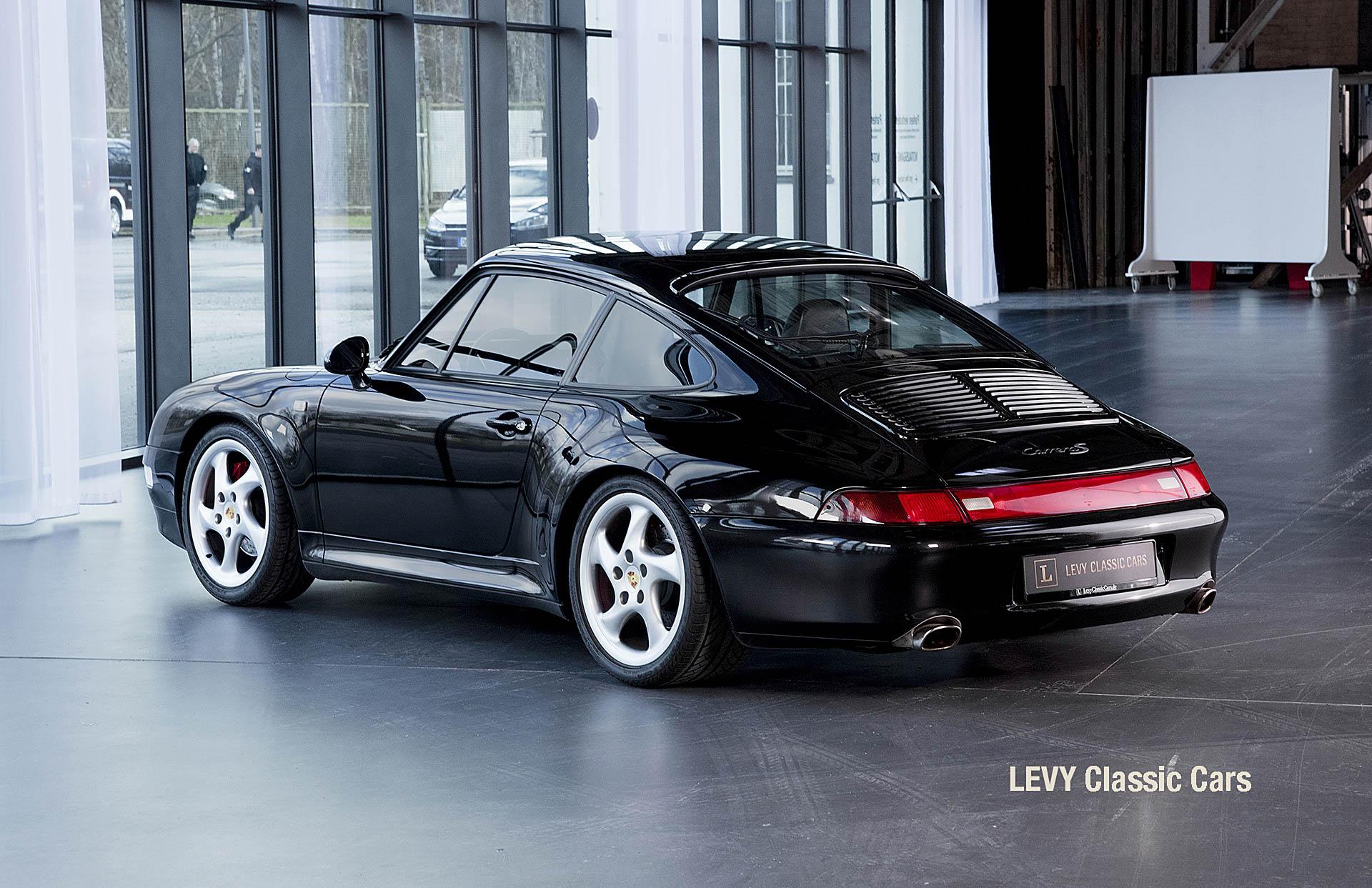 geschaerft Porsche Carrera 2 S 11679 76