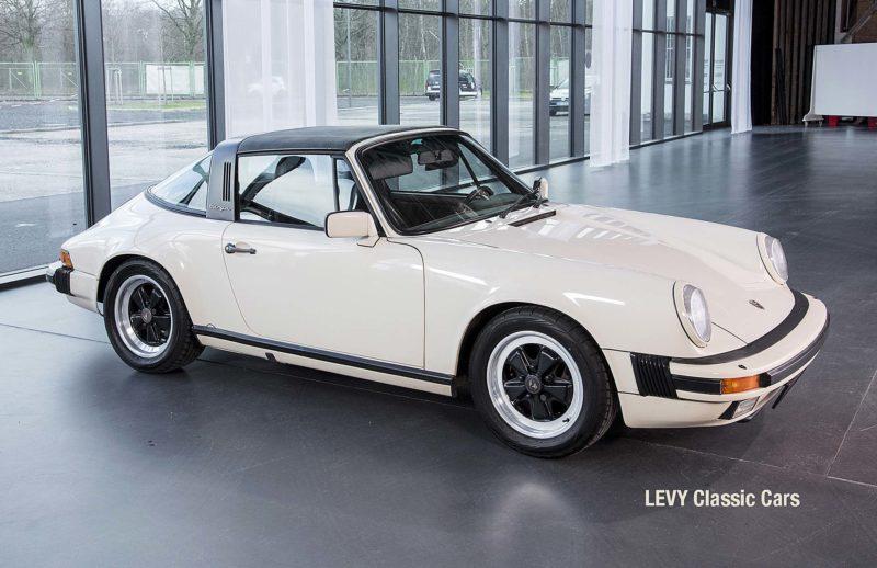 geschaerft Porsche Carrera Targa Altweiss 60575_17