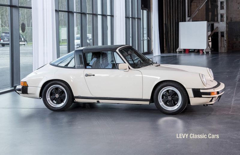 geschaerft Porsche Carrera Targa Altweiss 60575_18