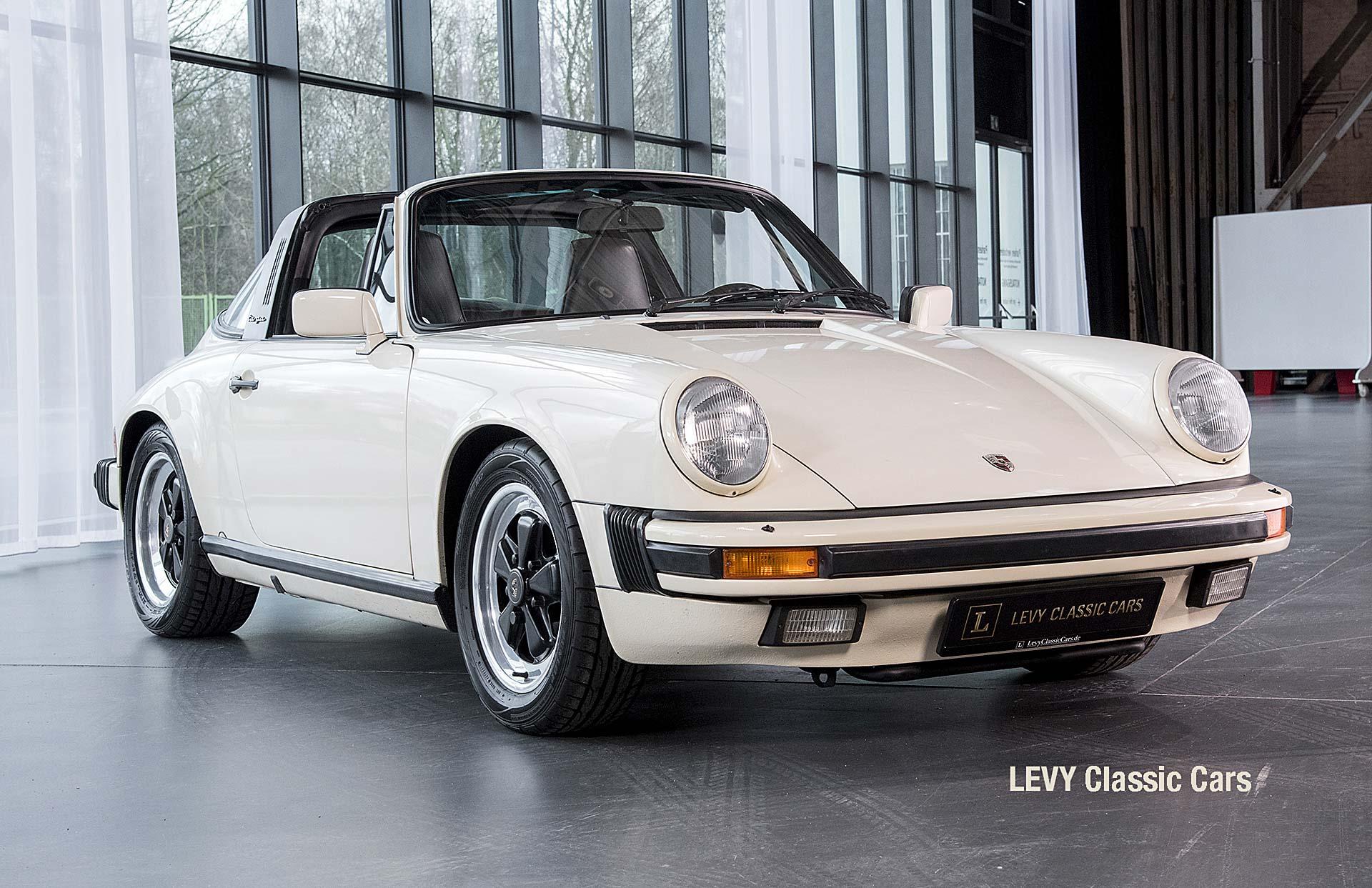 geschaerft Porsche Carrera Targa Altweiss 60575_2