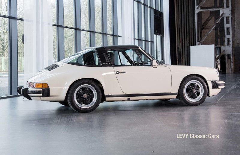 geschaerft Porsche Carrera Targa Altweiss 60575_20