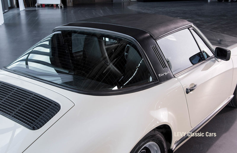 geschaerft Porsche Carrera Targa Altweiss 60575_25