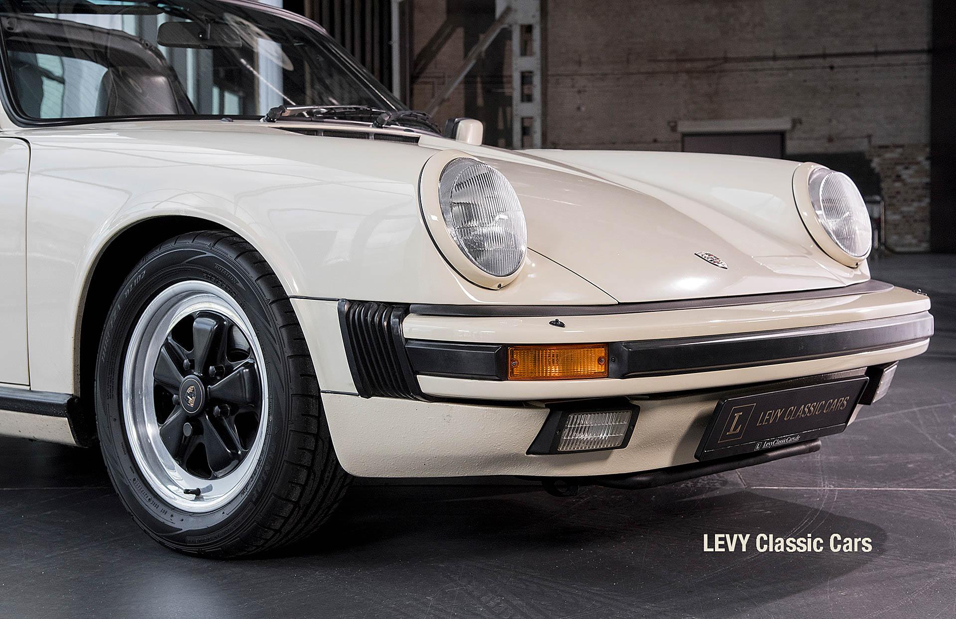 geschaerft Porsche Carrera Targa Altweiss 60575_3