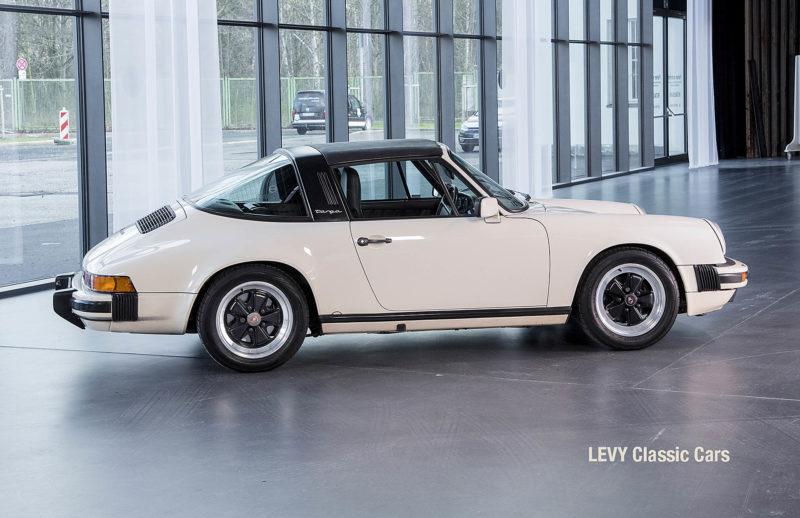 geschaerft Porsche Carrera Targa Altweiss 60575_33