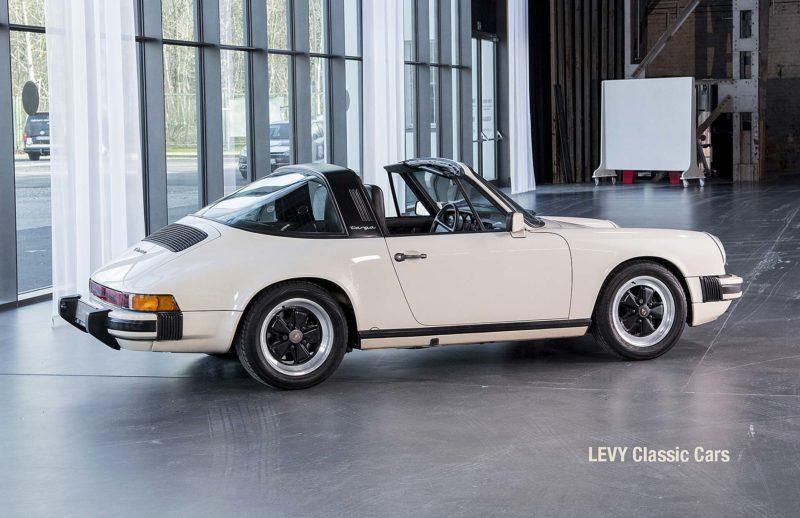 geschaerft Porsche Carrera Targa Altweiss 60575_34