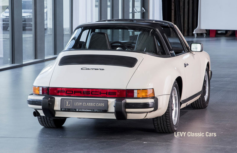 geschaerft Porsche Carrera Targa Altweiss 60575_37