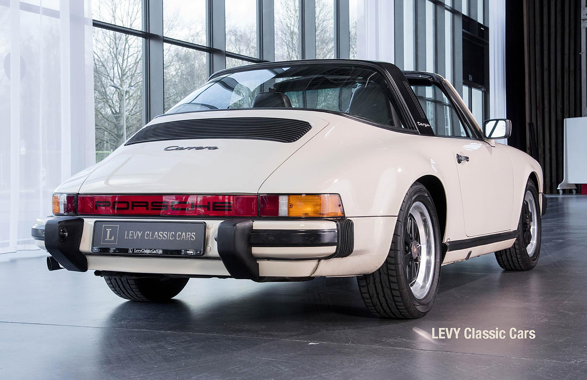 geschaerft Porsche Carrera Targa Altweiss 60575_41