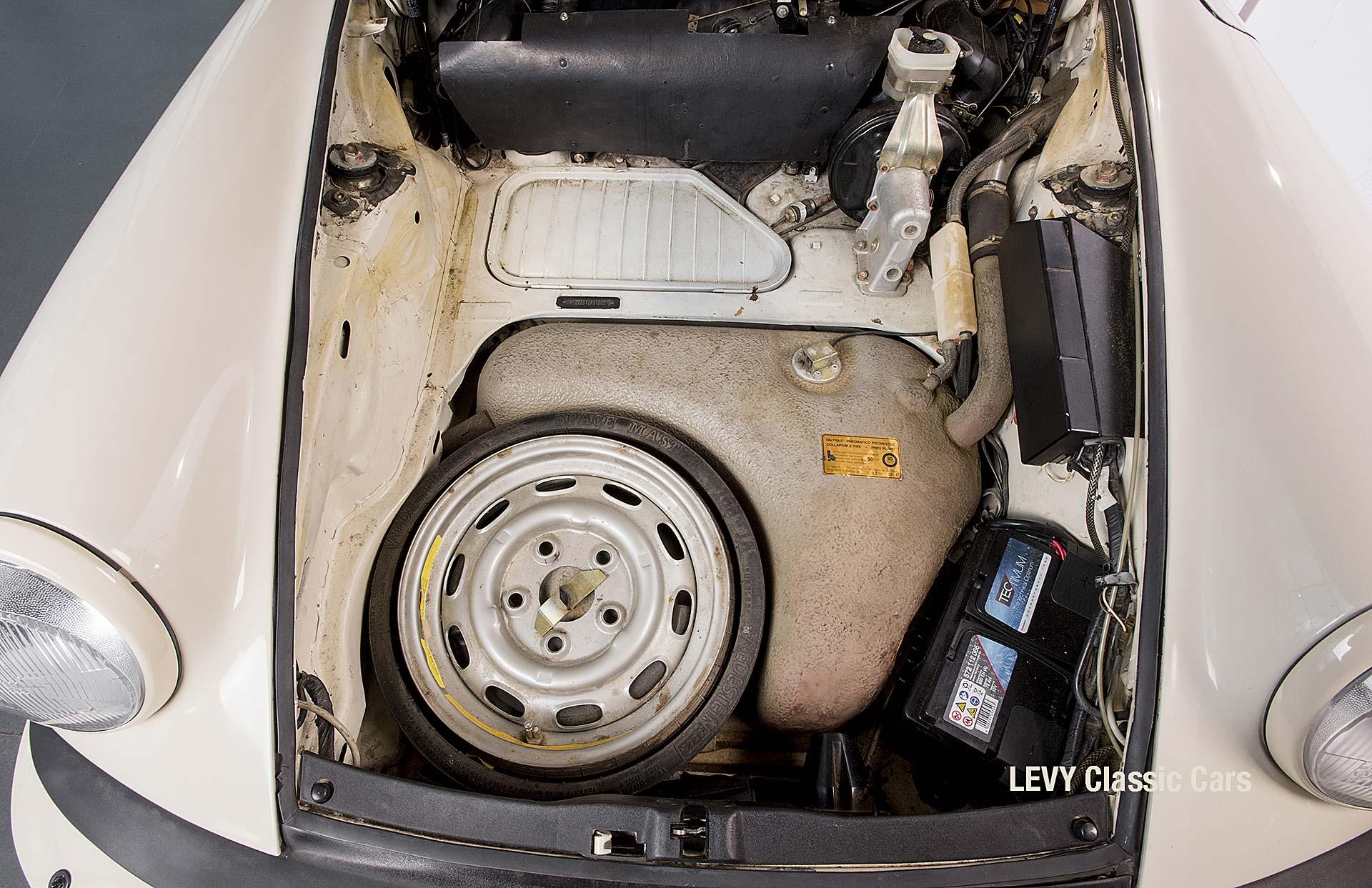 geschaerft Porsche Carrera Targa Altweiss 60575_64