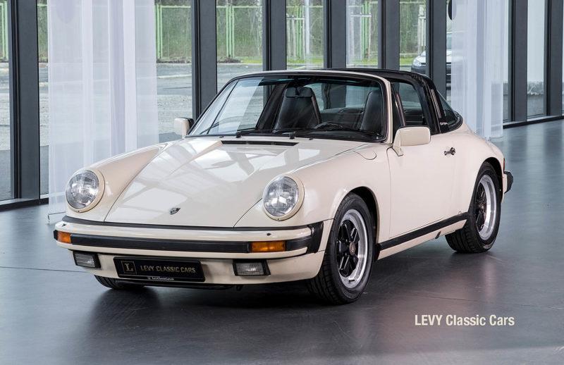 geschaerft Porsche Carrera Targa Altweiss 60575_66