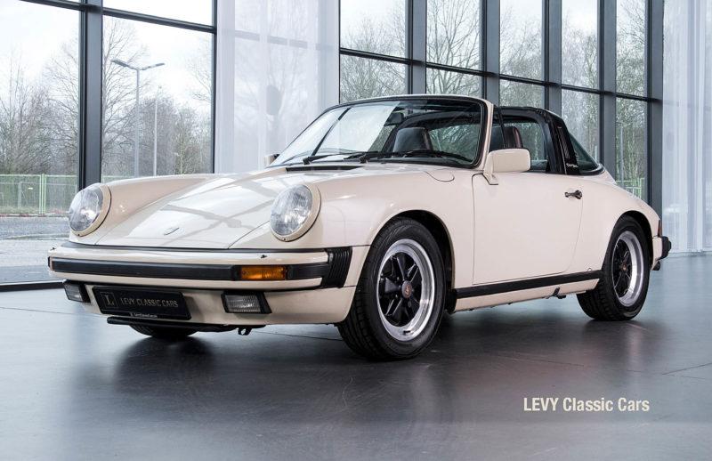 geschaerft Porsche Carrera Targa Altweiss 60575_67