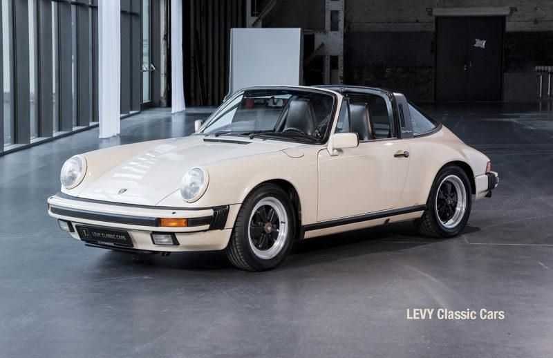 geschaerft Porsche Carrera Targa Altweiss 60575_69