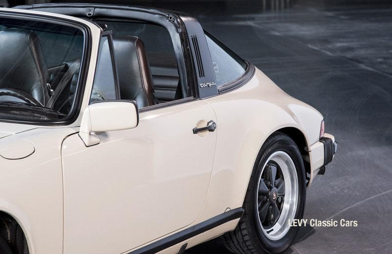 geschaerft Porsche Carrera Targa Altweiss 60575_71