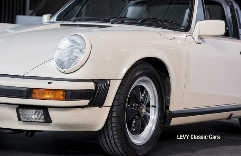 geschaerft Porsche Carrera Targa Altweiss 60575_73
