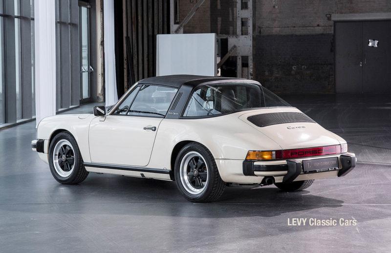 geschaerft Porsche Carrera Targa Altweiss 60575_83
