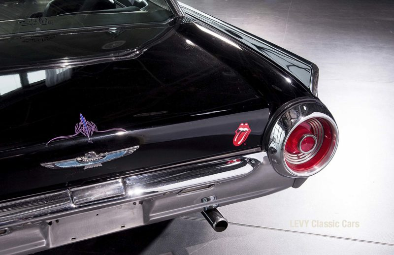 Ford Thunderbird Bullet Bird Coupe 022