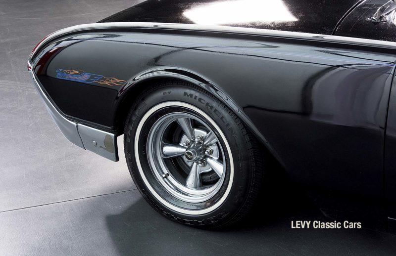 Ford Thunderbird Bullet Bird Coupe 023