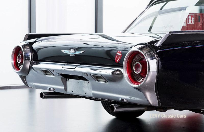 Ford Thunderbird Bullet Bird Coupe 034