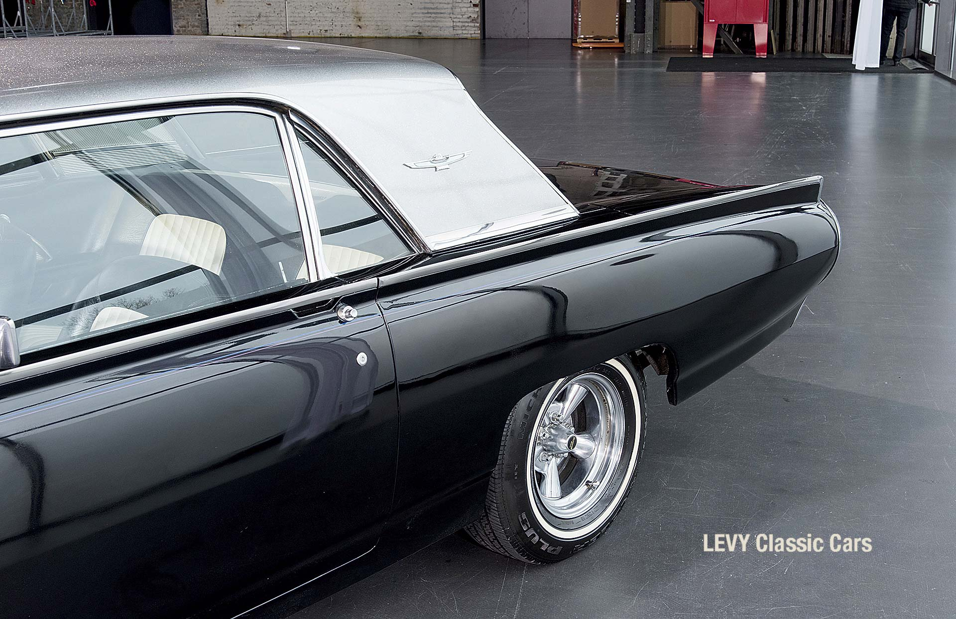 Ford Thunderbird Bullet Bird Coupe 042