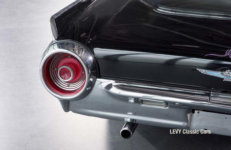 Ford Thunderbird Bullet Bird Coupe 044