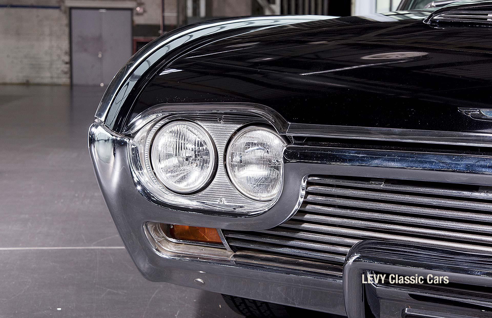 Ford Thunderbird Bullet Bird Coupe 055