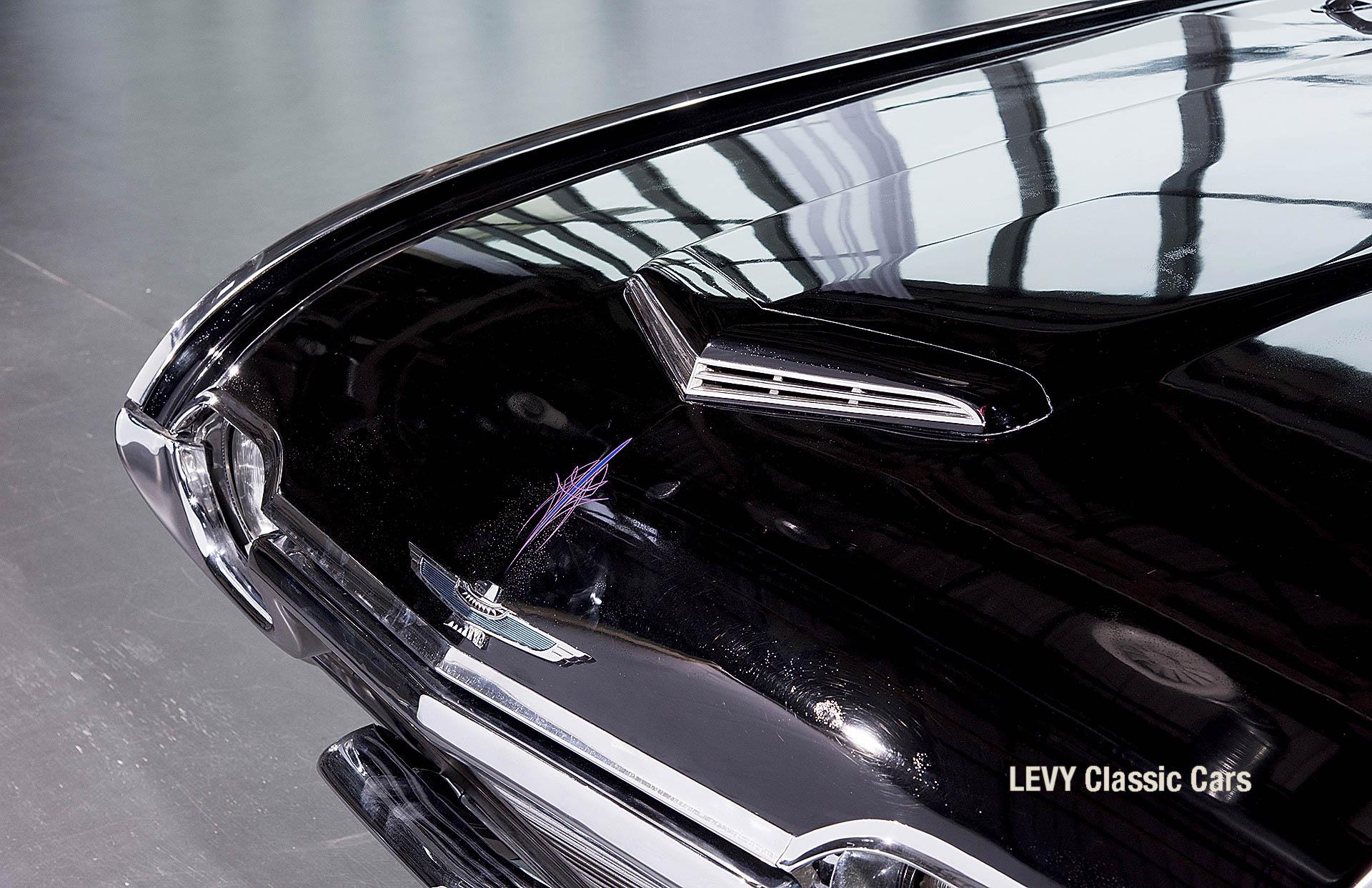 Ford Thunderbird Bullet Bird Coupe 067