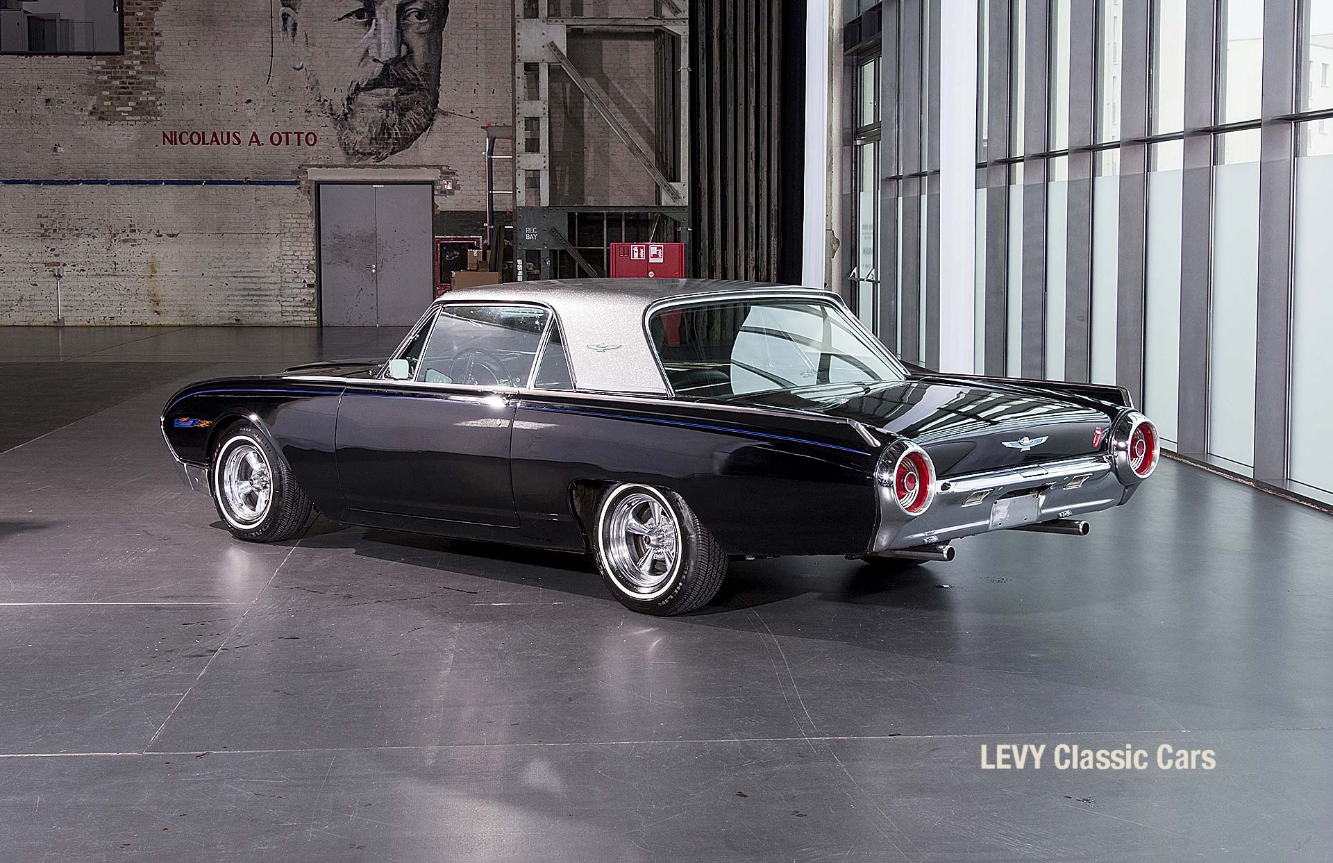 Ford Thunderbird Bullet Bird Coupe 072