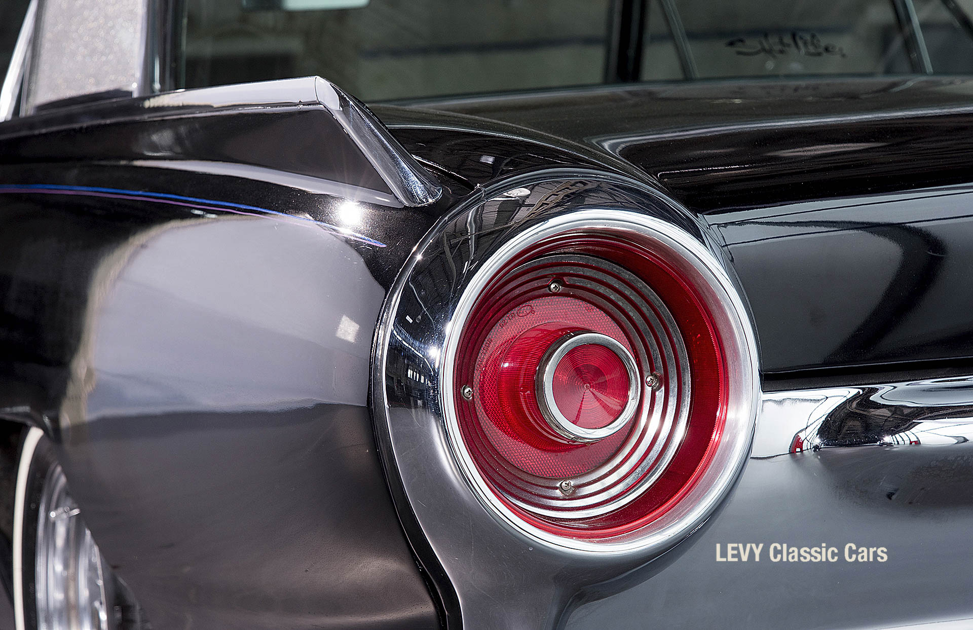 Ford Thunderbird Bullet Bird Coupe 075