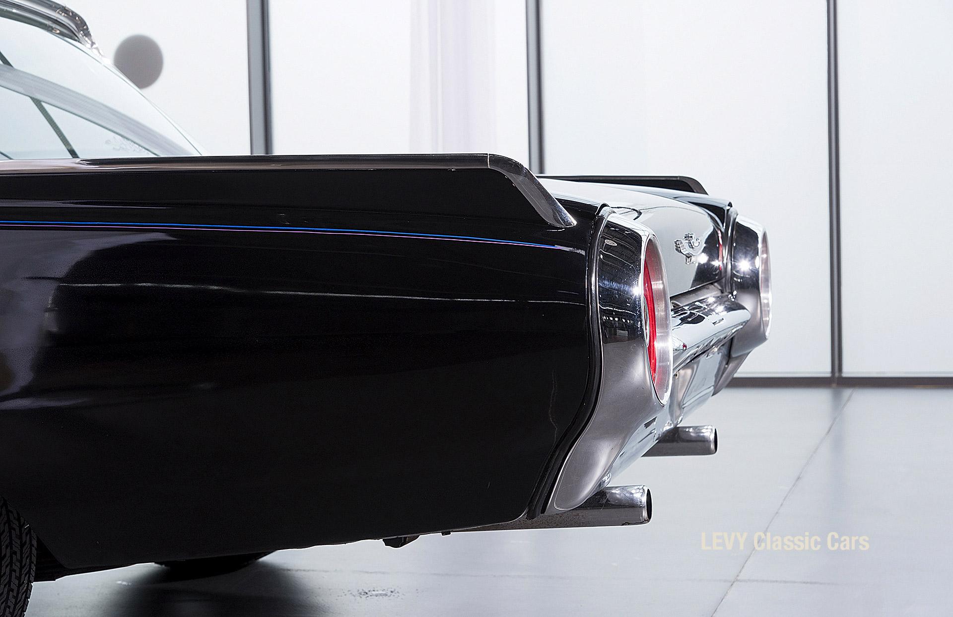 Ford Thunderbird Bullet Bird Coupe 083