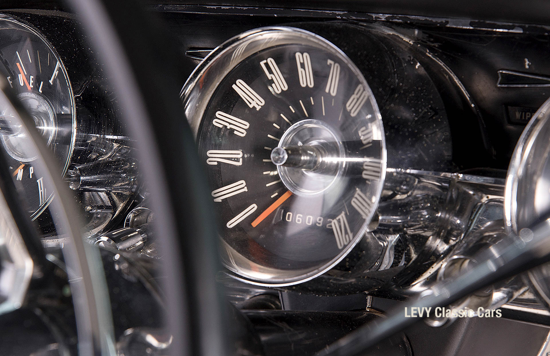 Ford Thunderbird Bullet Bird Coupe 091