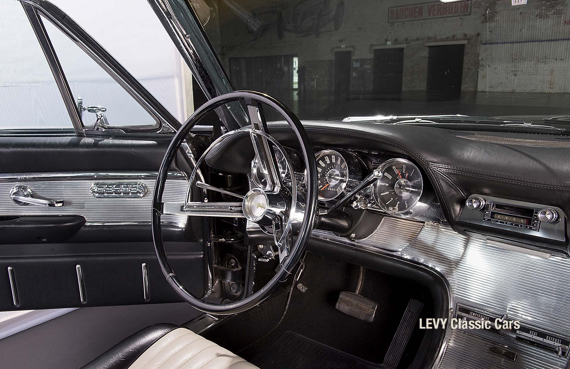 Ford Thunderbird Bullet Bird Coupe 093