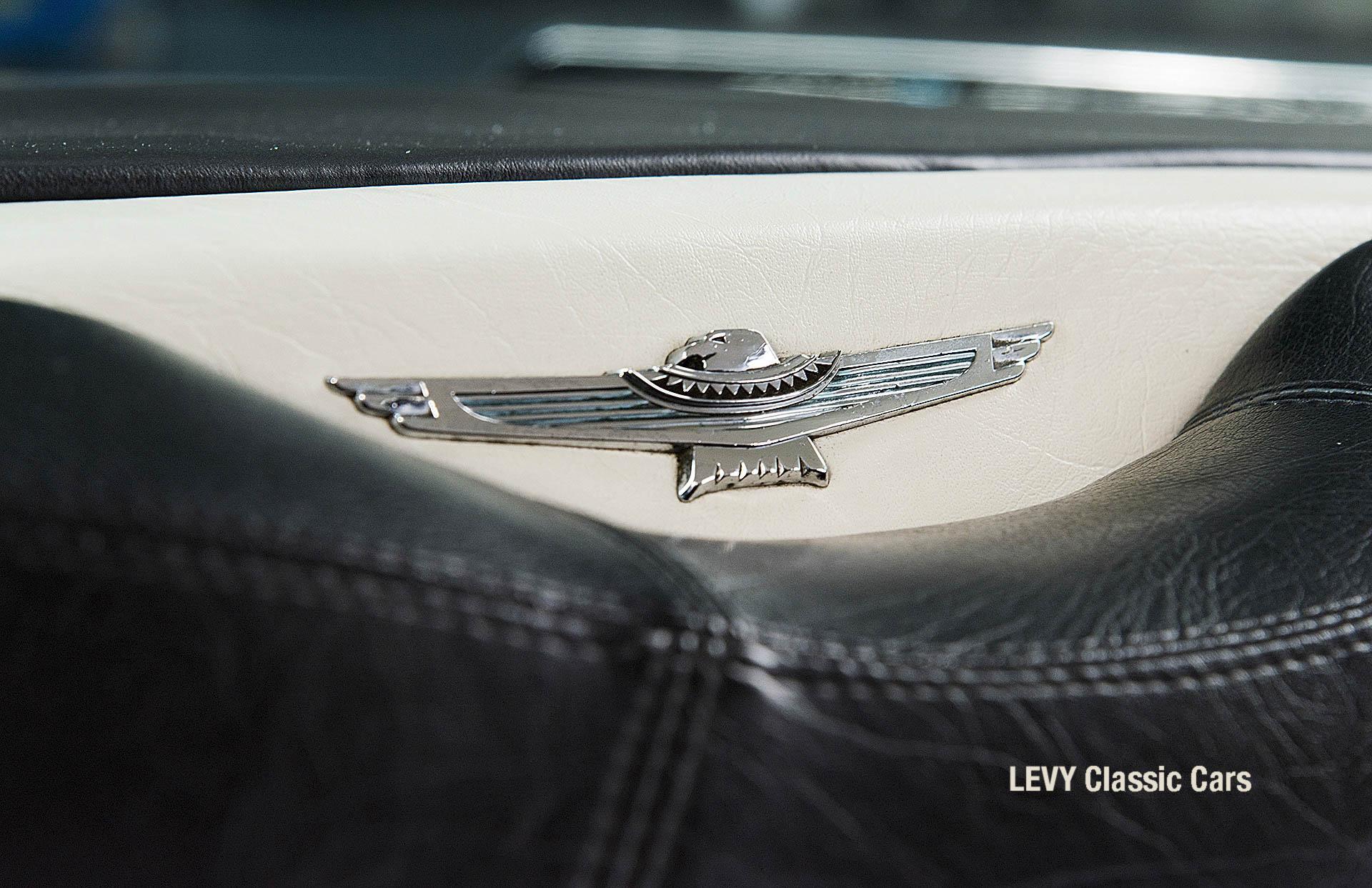Ford Thunderbird Bullet Bird Coupe 102