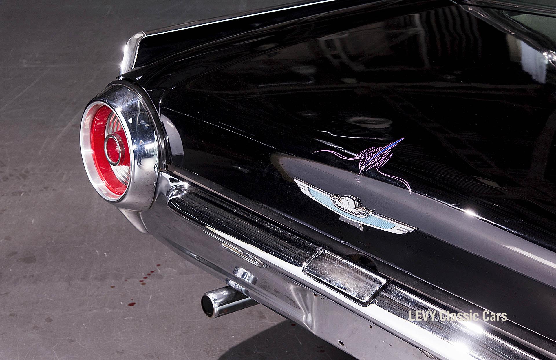 Ford Thunderbird Bullet Bird Coupe 108