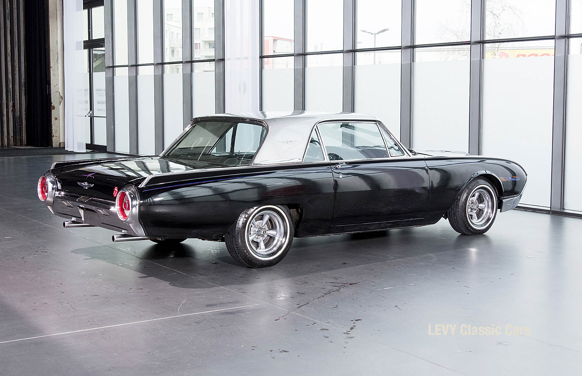 Ford Thunderbird Bullet Bird Coupe 112