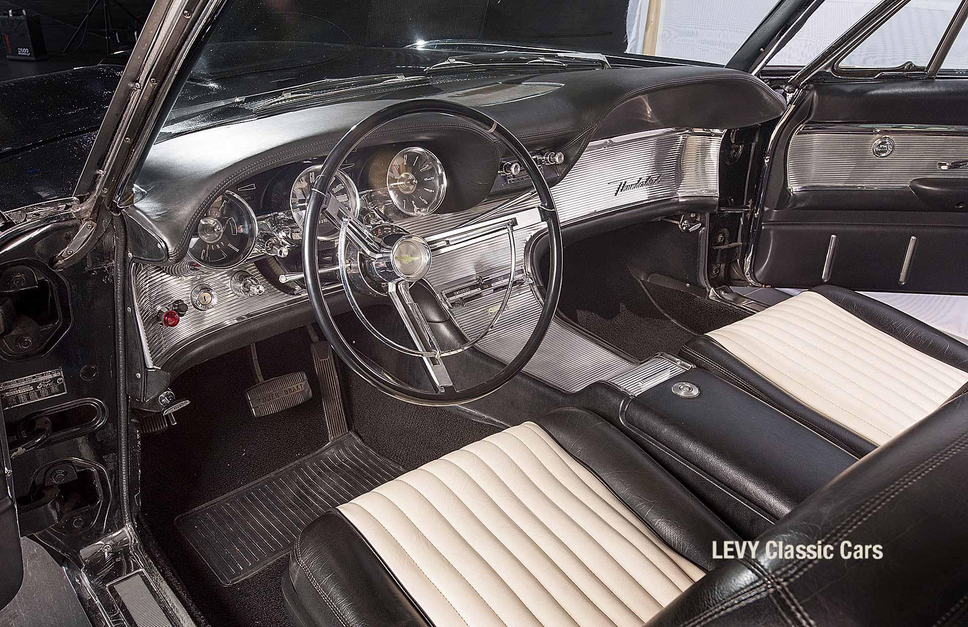 Ford Thunderbird Bullet Bird Coupe 115