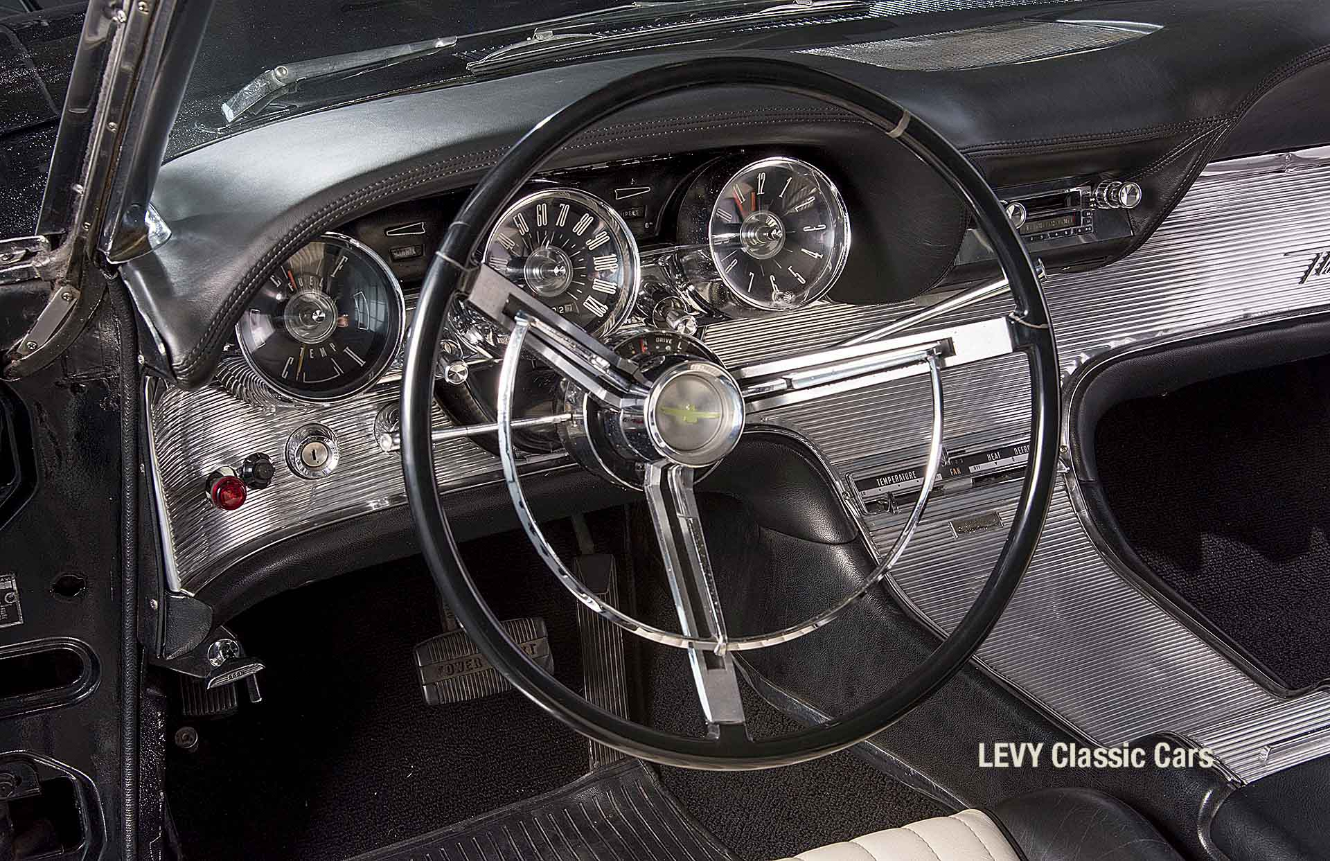 Ford Thunderbird Bullet Bird Coupe 116