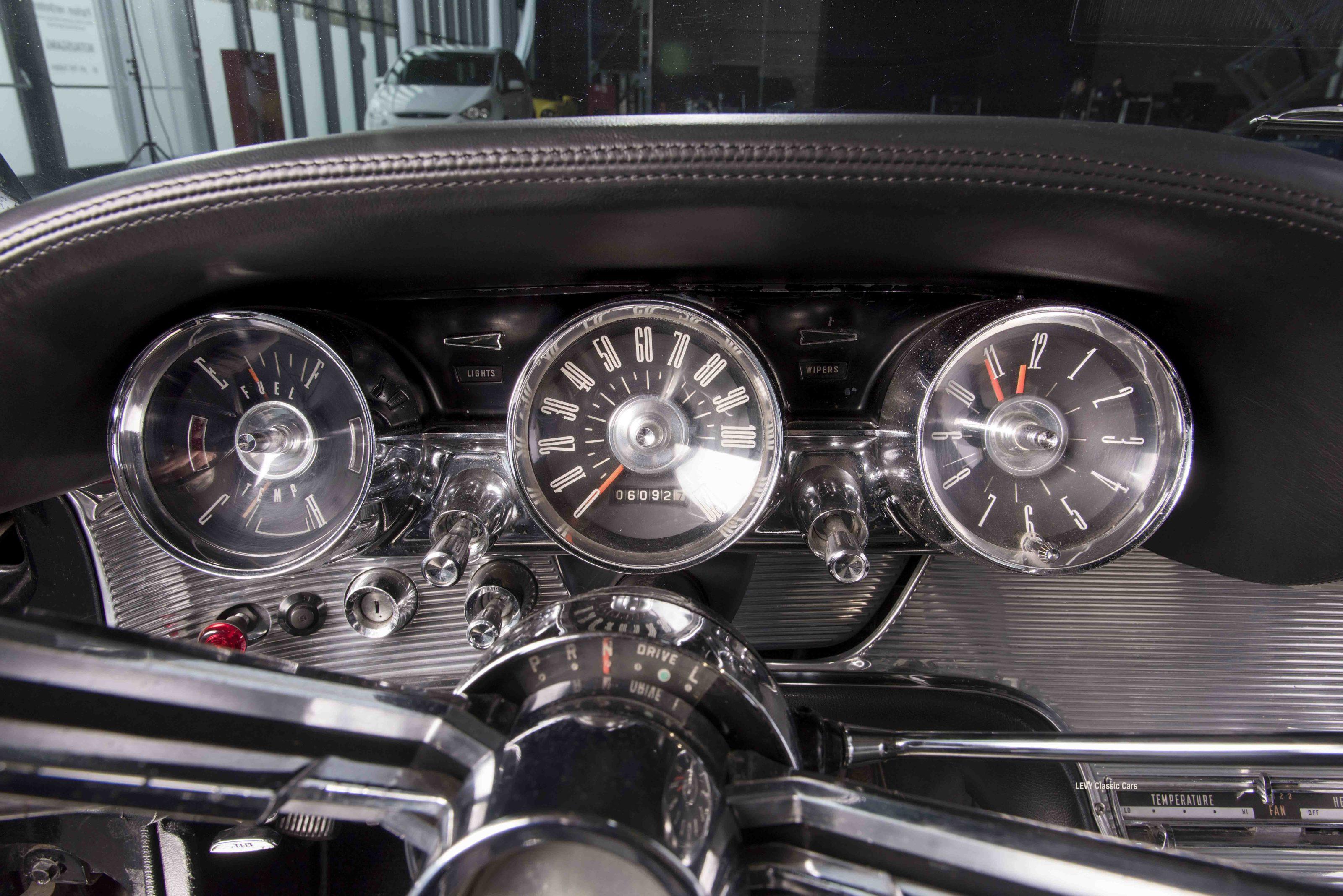 Ford Thunderbird Bullet Bird Coupe 117