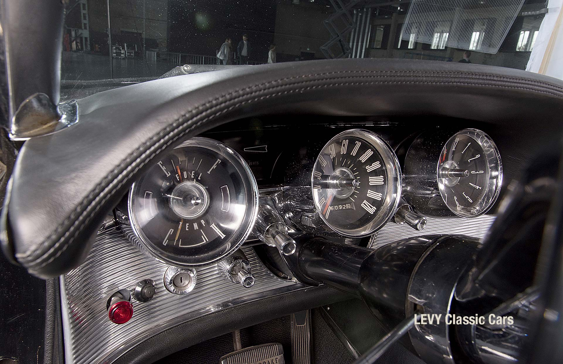 Ford Thunderbird Bullet Bird Coupe 119