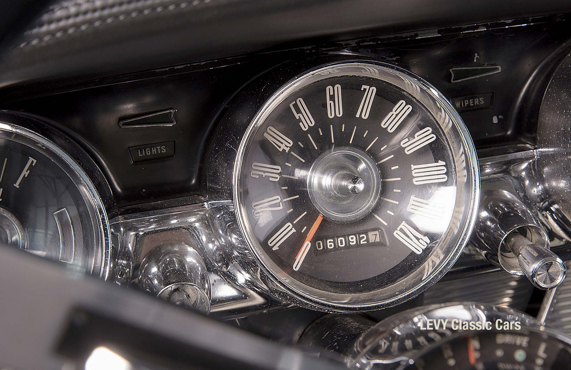 Ford Thunderbird Bullet Bird Coupe 122